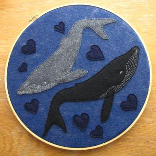 Whale Hoop 1
